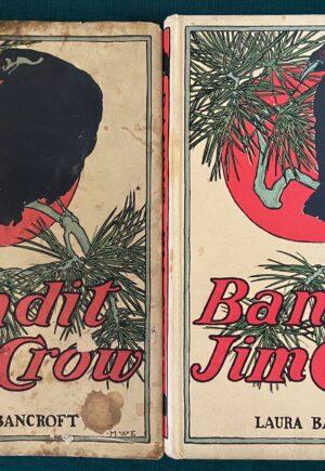 Bandit Jim Crow L Frank Baum Dust Jacket Wizard of Oz