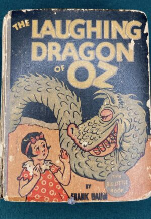 Laughing Dragon of Oz book 1st edition 1934