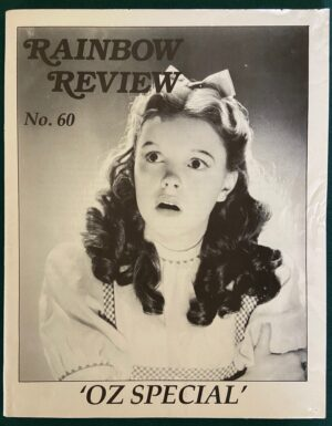 Rainbow Review Wizard of Oz special issue 1990