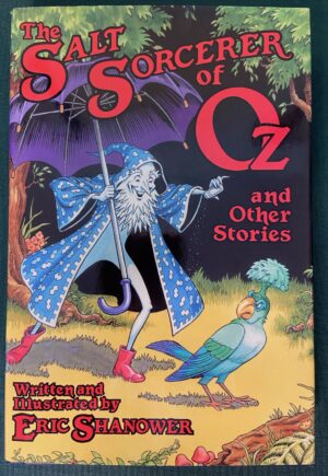 Salt Sorcerer of Oz book eric shanower 1st edition wizard of oz