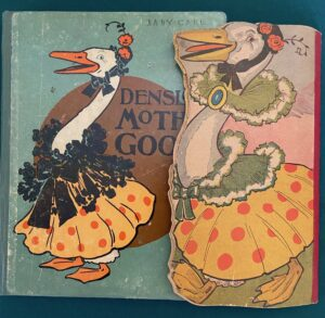 Moving Picture Fair Denslows Mother Goose