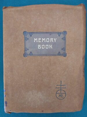 Roycroft Memory Book Guest