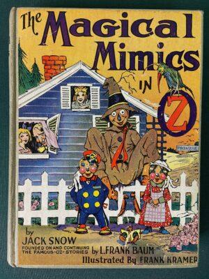 Magical Mimics in Oz Book 1st Edition