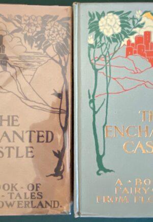 John R Neill Enchanted Castle Book Dust Jacket Oz