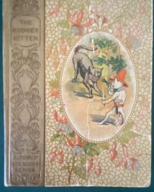 Robber Kitten john r neill 1st edition 1904 oz