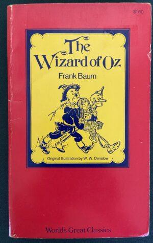 wizard of oz w w denslow illustrations book