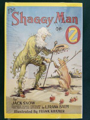 Shaggy Man of Oz Books of Wonder Jack Snow